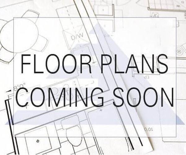 Floor plans coming soon